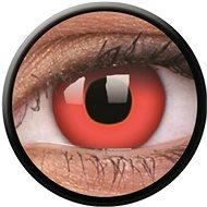 ColourVUE Crazy Lens (2 lenses), colour: Red Devil - Contact Lenses