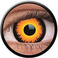 ColourVUE Crazy Lens (2 čočky), barva: Orange Werewolf - Kontaktní čočky