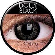 ColourVUE - BigEyes (2čočky) barva: Dolly Black - Kontaktní čočky