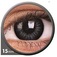 ColourVUE dioptrické Big Eyes (2 čočky), barva: Be evening grey, dioptrie: -5.00 - Kontaktní čočky
