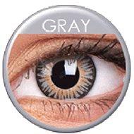ColourVUE dioptrické 3 Tones (2 čočky), barva: Grey, dioptrie: -5.50 - Kontaktní čočky