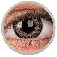 ColourVUE dioptrické TruBlends (10 čoček), barva: Grey, dioptrie: -4.00 - Kontaktní čočky
