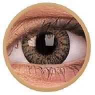 ColourVUE dioptrické TruBlends (10 čoček), barva: Brown, dioptrie: -3.00 - Kontaktní čočky
