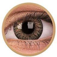 ColourVUE dioptrické TruBlends (10 čoček), barva: Brown, dioptrie: -4.50 - Kontaktní čočky