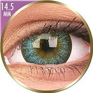 ColourVUE dioptrické Phantasee Big Eyes (2 čočky), barva: Maya Blue , dioptrie: -6.50 - Kontaktní čočky