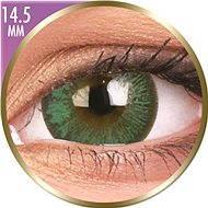 ColourVUE dioptrické Phantasee Big Eyes (2 čočky), barva: Paris Green , dioptrie: -3.75 - Kontaktní čočky