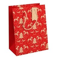 Clairefontaine Dalecarlie rouge, size M, package 6 pcs - Gift Bag
