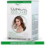 Clinical Hair-Care tob.60 + skleněný pilník - kúra na 2. měsíce - Doplněk stravy