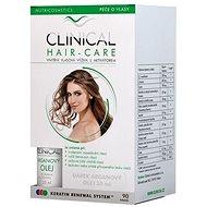Clinical Hair-Care tob.90 + arganový olej 20ml - kúra na 3. měsíce - Doplněk stravy