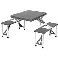 Camp Gear Foldable Picnic table Basic Blue