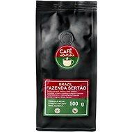 CAFÉ MONTANA BRAZIL FAZENDA SERTAO, 500g, zrnková káva - Káva