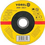 Vorel Kotouč na kov 125 x 22 x 1,0 mm - Řezný kotouč