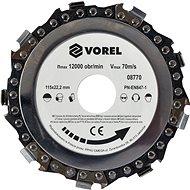 Vorel Kotouč řetězový 115 mm - Řezný kotouč