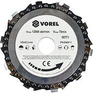Vorel Kotouč řetězový 125 mm - Řezný kotouč