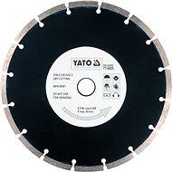 Yato Kotouč diamantový 230 x 22,2 x 2,7 mm - Diamantový kotouč