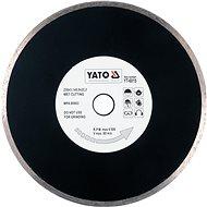 Yato Kotouč diamantový 230 x 22,2 x 2,7 mm hladký - Diamantový kotouč