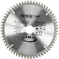 Yato Kotouč na hliník 200 x 30 mm 60z - Řezný kotouč