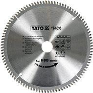 Yato Kotouč na hliník 250 x 30 mm 100z - Řezný kotouč