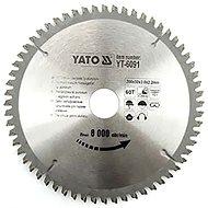 Yato Kotouč na hliník 300 x 30 mm 100z - Řezný kotouč