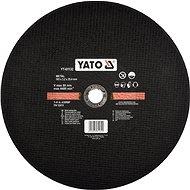 Yato Kotouč na kov 355 x 25,4 x 3,2 mm - Řezný kotouč