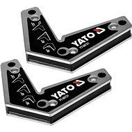 Yato Magnetic Welding Holders 2 pcs 10kg