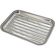 Cattara Grill Tray Stainless Steel 34 x 24cm - Grill Accessories