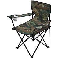 CATTARA Židle kempingová skládací BARI ARMY - Kempingové křeslo