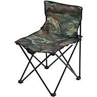 CATTARA Židle kempingová skládací LIPARI ARMY - Kempingové křeslo