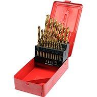 Titanium Drill Bit Set 19pcs - Iron drill bit set
