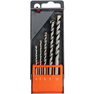 Concrete Drill Bit Set 5pcs Box - Masonry drill bit set
