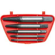 5-Piece Screw Extractor Set - Drill Set