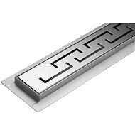 Lineární koupelnový žlab OLIMP 90 cm WET&DRY - Sprchový žlab