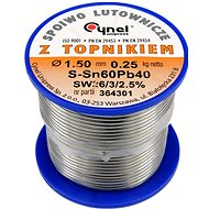 VOREL Tin 1.5mm, 250g - Soldering iron