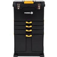 Vorel 3-piece Mobile Tool Cabinet - Cabinet