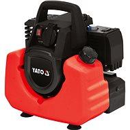 YATO Elektrocentrála - benzínový generátor 0,8kW - Elektrocentrála