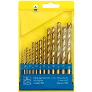 Sthor Set of drills for metal 13 pcs Titanium - Drill Set