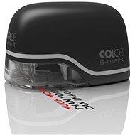 COLOP e-mark® razítko, černé - Razítko