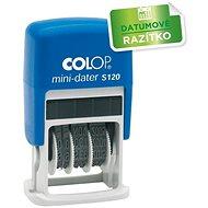 COLOP S 120 Mini-Dater, datumové - Razítko