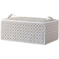 "Compactor textilní úložný box na peřinu - ""Madison"" 70x50x30 cm"