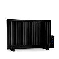 oneConcept Wallander 800 W černý - Elektrický radiátor