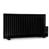 oneConcept Wallander 1000 W čierny - Elektrický radiátor