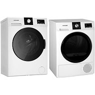 CONCEPT PP6507 + CONCEPT SP6508 Washer and Dryer Set - Washer and dryer set