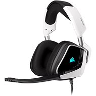Herní sluchátka Corsair Void ELITE RGB White
