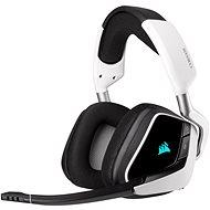 Corsair Void ELITE Wireless White - Herní sluchátka