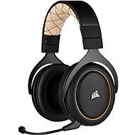 Corsair HS70 PRO Wireless Cream - Herní sluchátka