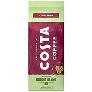 Costa Coffee Bright Blend 100% Arabica Zrnková káva, 200g - Káva