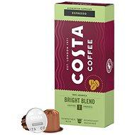 Costa Coffee Bright Blend 100% Arabica Espresso 10 kapslí - kompatibilní s kávovary Nespresso - Kávové kapsle