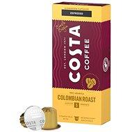 Costa Coffee Colombia 100% Arabica Espresso 10 kapslí - kompatibilní s kávovary Nespresso - Kávové kapsle