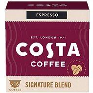 Costa Coffee Signature Blend Espresso 16 porcí - kompatibilní s kávovary Nescafé® Dolce Gusto - Kávové kapsle