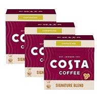 Costa Coffee Signature Blend Cappuccino 8 porcí - kompatibilní s kávovary Nescafé® Dolce Gusto; 3x